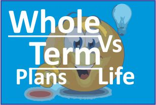 whole life insurance and term life insurance